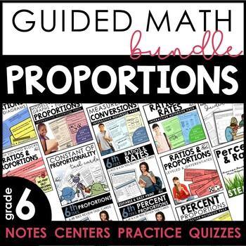 Proportionality Unit Bundle
