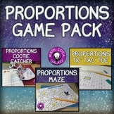 Solving Proportions Activity Bundle