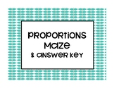 Proportions Maze