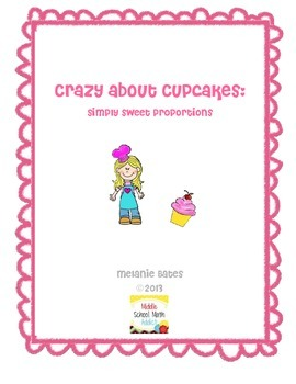 Proportions & Measurement in Cupcake Making - Review or Enrichment Activity