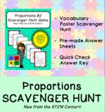 Proportions Scavenger Hunt 2