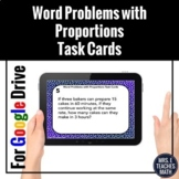 Proportions Word Problems Digital Activity Distance Learning