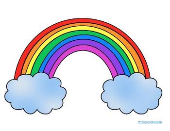 Proposition Antonym Rainbow