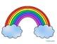 Preposition Antonym Rainbow