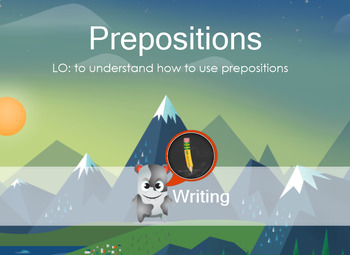 Propositions for SMART Notebook