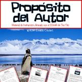 Propósito del Autor ~ Material de Instrucción y Evaluación