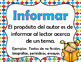 Proposito del Autor - Author's Purpose - Spanish