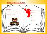 Proposito del Autor /Authors Purpose