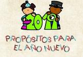Propósitos de Año Nuevo 2019 / New Year Resolutions 2019 i