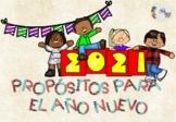 Propósitos de Año Nuevo 2021 / New Year Resolutions 2021 i