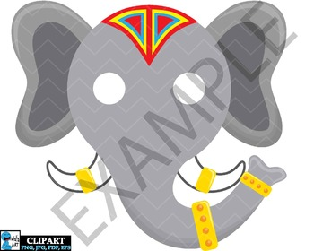 Props India  - Clip Art Digital Files Personal Commercial Use cod263