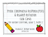 Prose Constructed Response (PCR) Task Cards, 4th Grade Sto