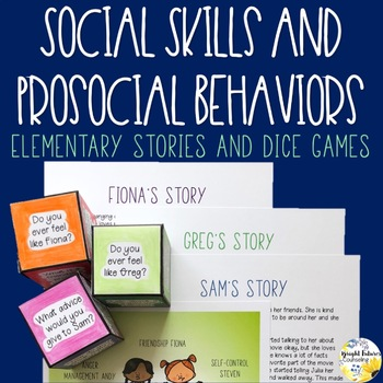 Social Skills and Prosocial Behaviors Stories