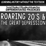 Roaring Twenties & the Great Depression: Passages - Distan