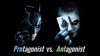 Protagonist/Antagonist and Point of View Mini-lesson