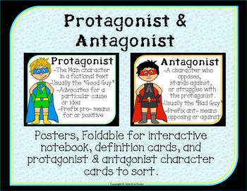 Protagonist Cases
