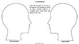 Protagonist vs Antagonist Activity for Any Story or Novel