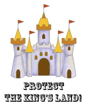 Protect the King's Land - Linear equations, Tables & Graphs (systems)