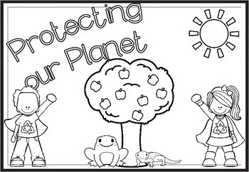 Protecting our Planet - Science Actvities