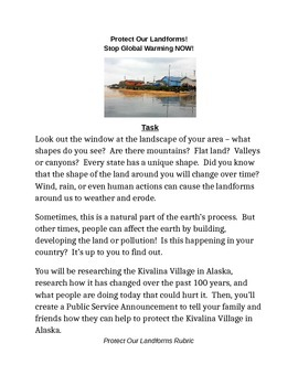 Protecting the Kivalina Village in Alaska