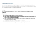 Protein Folding Disease Research Project and Rubric
