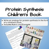 Protein Synthesis Analogy Children's Book