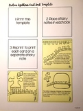 Protein Synthesis Card Sort
