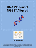 Protein Synthesis Webquest (NGSS* Aligned)