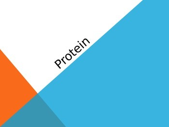 Proteins PowerPoint
