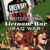 Protest Songs: Vietnam War & Iraq War