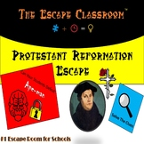 Protestant Reformation Escape Room | The Escape Classroom