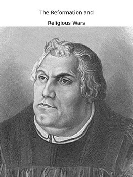Protestant Reformation Free Note Packet