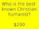 PR - Protestant Reformation Jeopardy Review Game