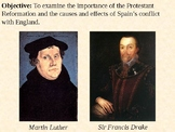 Spanish Mercantilism and Protestant Reformation PowerPoint