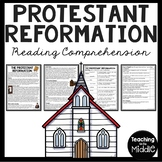 Protestant Reformation, Renaissance, Martin Luther, John Calvin, Henry VIII ?s