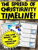 Effects of Protestant Reformation & Renaissance Christianity Annotated Timeline