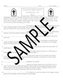 PR - Protestant Reformation Vocabulary Quizzes