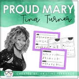 Proud Mary {Instrument Play-Along}