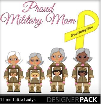 Proud Military Mom 2