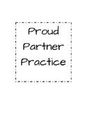 Proud Partner Practice
