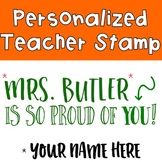 Proud Stamp {Personalized}