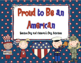 Veteran's Day and Election Day Activities