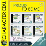 Proud to be Me - Character Education & Life Skills UNIT