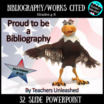 Bibliography PowerPoint Lesson