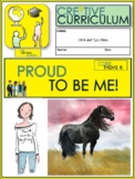 Proud to be me Work Booklet
