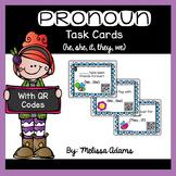 Prounoun Task Cards