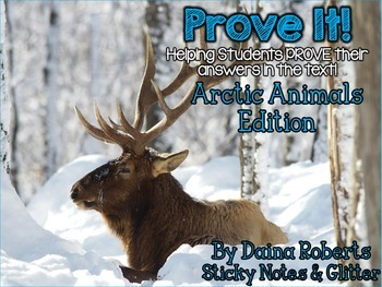 Prove It! Arctic Animals Edition {12 Passages}