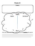 Prove It Math Graphic Oraganizer