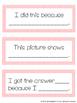 Prove It Math Posters
