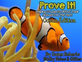Prove It! Ocean Edition {12 Passages}